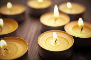 Hand Made Candles, soy wax