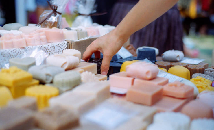 6 Reasons you should switch to Handmade soaps