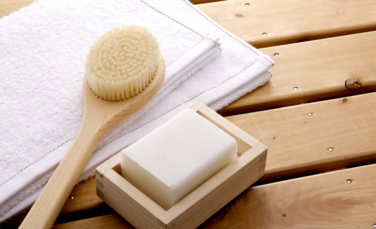 50/50 Basic Soap Recipe