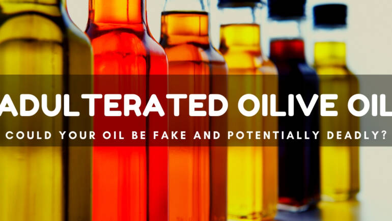 What is Adulterated Oil and how to spot it?