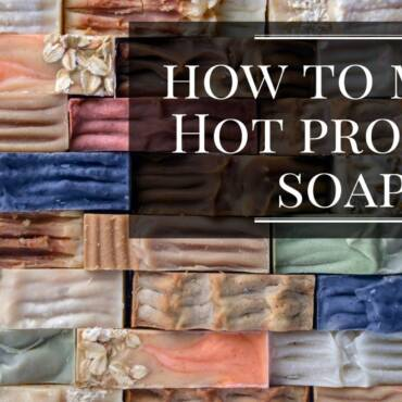 How to make hot Process Soap?