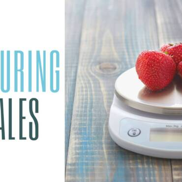 Soap and Candle making scales