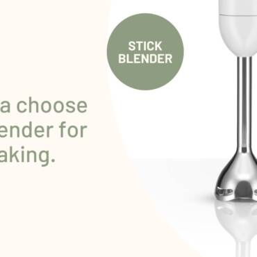 How to choose a stick blender for soap making.